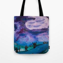 Psychic Dreams Tote Bag