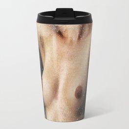 Free the Nipple Watercolor Travel Mug