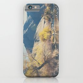 down by the river ... iPhone Case