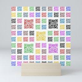 Everyday s Code Mini Art Print