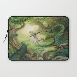 Saint George and the Dragon Laptop Sleeve