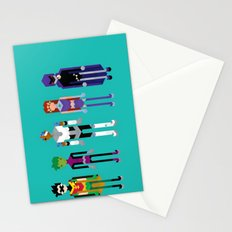 Teenage Superheroes Stationery Cards