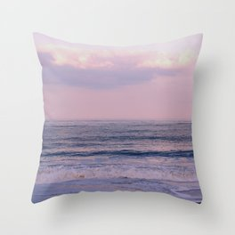 Romantica in Pastel Throw Pillow