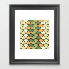 Citrus Tones Framed Art Print