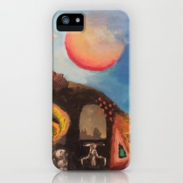 Journey of the Psyche iPhone Case
