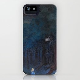 A Walk in Tulgey Wood iPhone Case