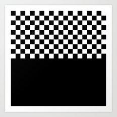Optical Art Print