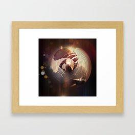 Evolution IV Framed Art Print