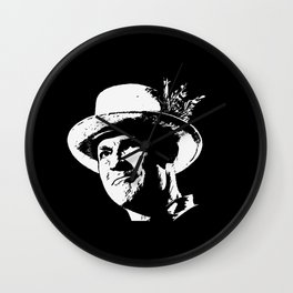 downie Wall Clock