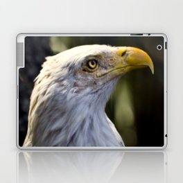 Proud Bald Eagle Laptop & iPad Skin