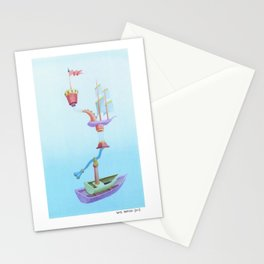 Setting Sail Stationery Cards