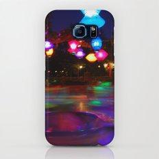 Teacups Blur at Night Galaxy S6 Slim Case