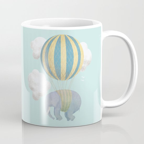 Escape From the Circus Mug