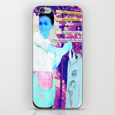 Happy Housewife iPhone & iPod Skin