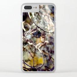 mech art 1 Clear iPhone Case