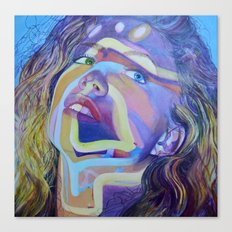 Lights Canvas Print