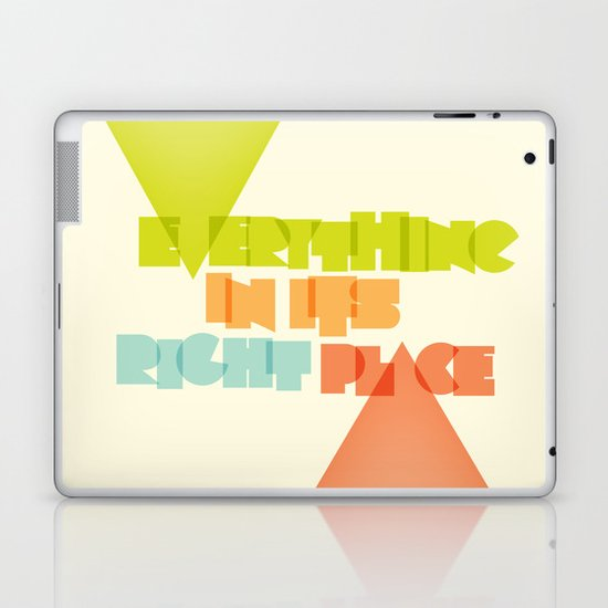 Everything . . Laptop & iPad Skin