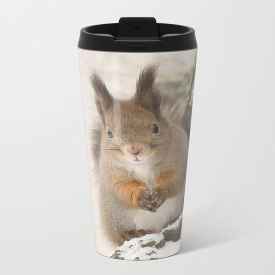 Hi there - what's up? Metal Travel Mug