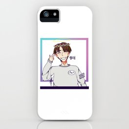 Got7 Youngjae iPhone Case