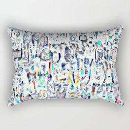 Visit Rectangular Pillow