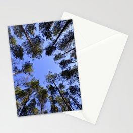 Tree Sky Stationery Cards