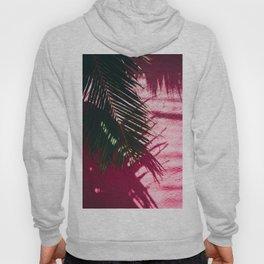Pink Palm Tree Hoody