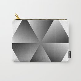 Metal Hexagon Carry-All Pouch
