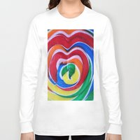 candy Long Sleeve T-shirts featuring CANDY by Manuel Estrela 113 Art Miami