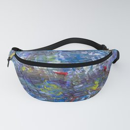 Abstract value Fanny Pack