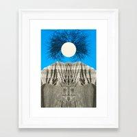 mythology Framed Art Prints featuring Mythology by ROCCA