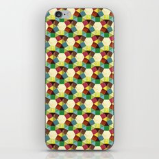 Tablecloth iPhone & iPod Skin