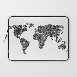 World Laptop Sleeve