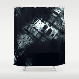 nightnet 0b Shower Curtain