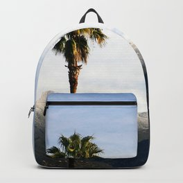 Southern California Snow Backpack