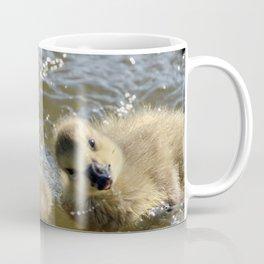 Silly Goslings Coffee Mug
