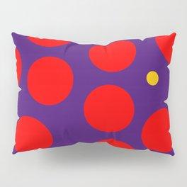 yellow dots 02 Pillow Sham