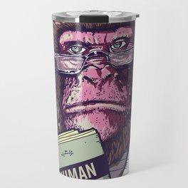 Ape Analyst Travel Mug