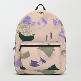 Paint Strokes I Backpack