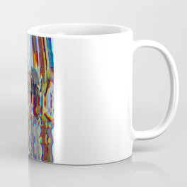 CMYK Warp pt.1 Coffee Mug