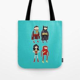 Adventure League Tote Bag