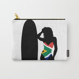 South Africa Swimsuit Carry-All Pouch