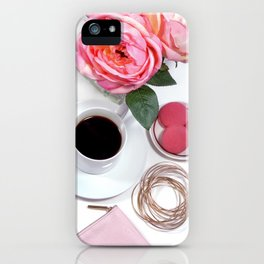 Hues of Design - 1027 iPhone Case