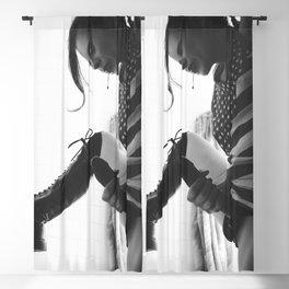 Spitter Blackout Curtain