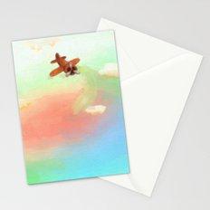 Whimsy Avionics Stationery Cards