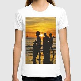 Surfer Dudes T-shirt