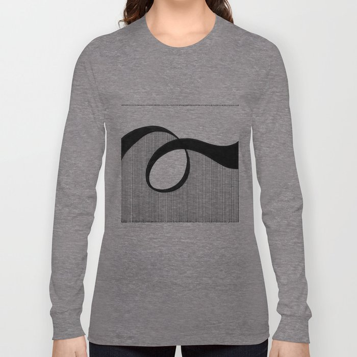 Line in Motion Long Sleeve T-shirt