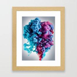 Hydro-Color Framed Art Print