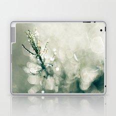 green sparkle Laptop & iPad Skin