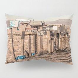 Letter boxes Pillow Sham