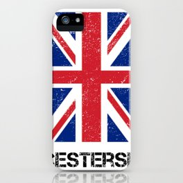 Leicestershire Product  iPhone Case